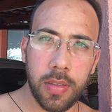 Léo looking someone in Acarau, Estado do Ceara, Brazil #6